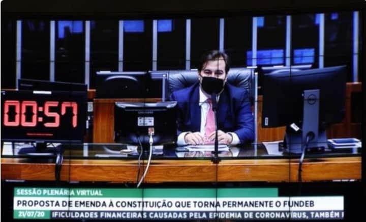 DEPUTADOS APROVAM PEC DO NOVO FUNDEB EM 1º TURNO, COM REPASSE MAIOR DÁ UNIÃO