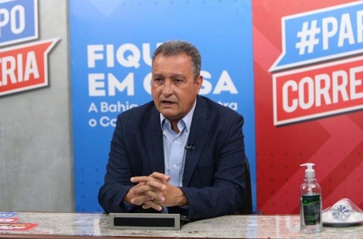 Governador anuncia ampliação do número de testagens para a Covid-19 na Bahia
