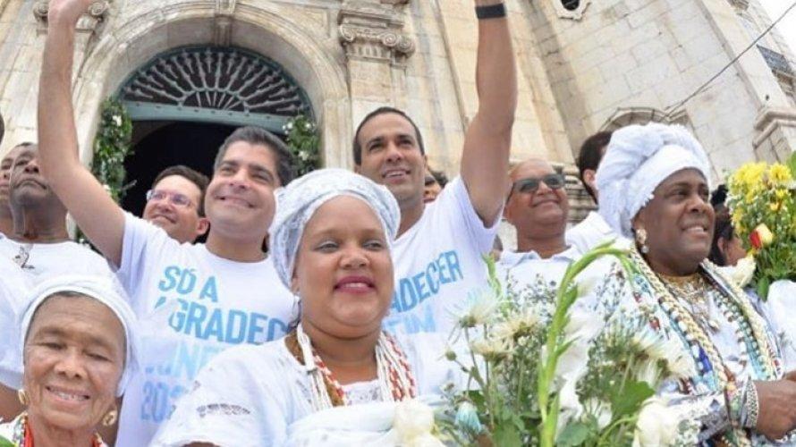 Lavagem do Bonfim e Festa de Iemanjá devem ser canceladas em 2021, diz ACM Neto