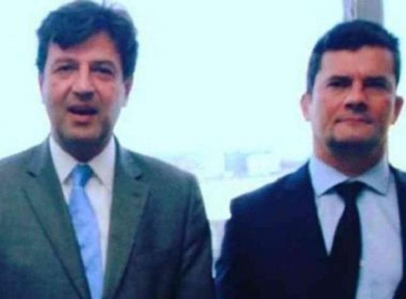 Mandetta admite possibilidade de compor chapa com Moro para a disputa presidencial em 2022