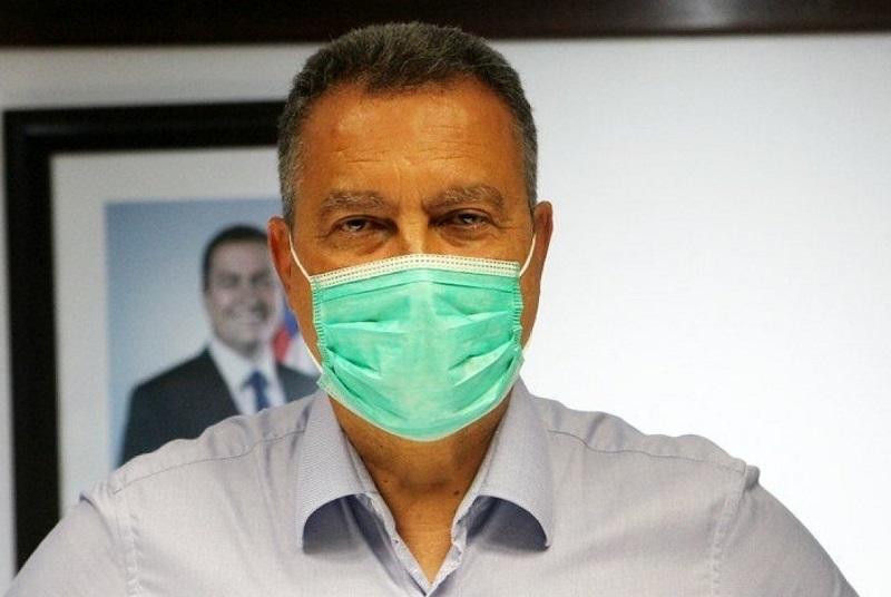 Rui Costa prorroga suspensão de aulas e eventos na Bahia até o final de julho