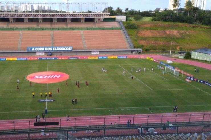 Vitória é derrotado pelo Ceará e dá adeus à Copa do Nordeste