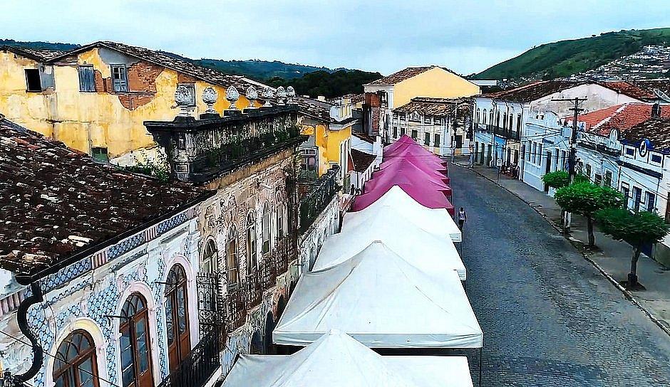 Cachoeira e outros 61 municípios baianos passam a ter medidas mais duras para combater o coronavírus