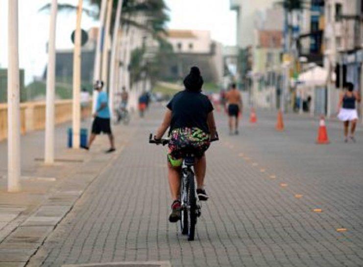 Bahia é terceiro estado mais seguro para pedestres e ciclistas