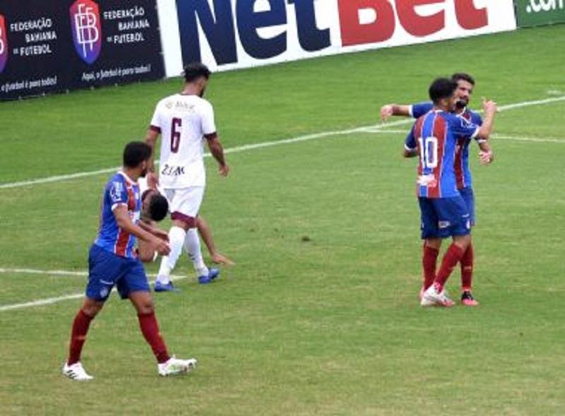 Bahia garante vaga na final do Campeonato Baiano após empate com Jacuipense
