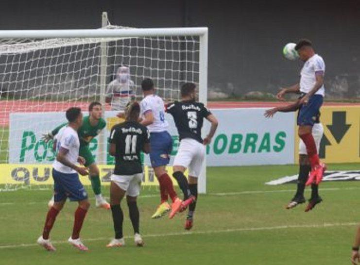 Com gol nos acréscimos, Bahia vence Red Bull Bragantino por 2 a 1