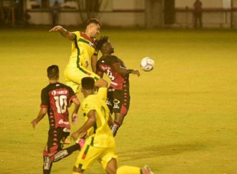 Estreia do Leão: Vitória vence o Sampaio Corrêa pela Série B do Brasileiro