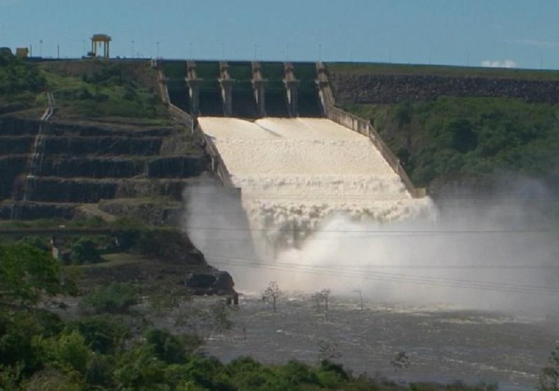Teste de calha do Rio Paraguaçu é suspenso