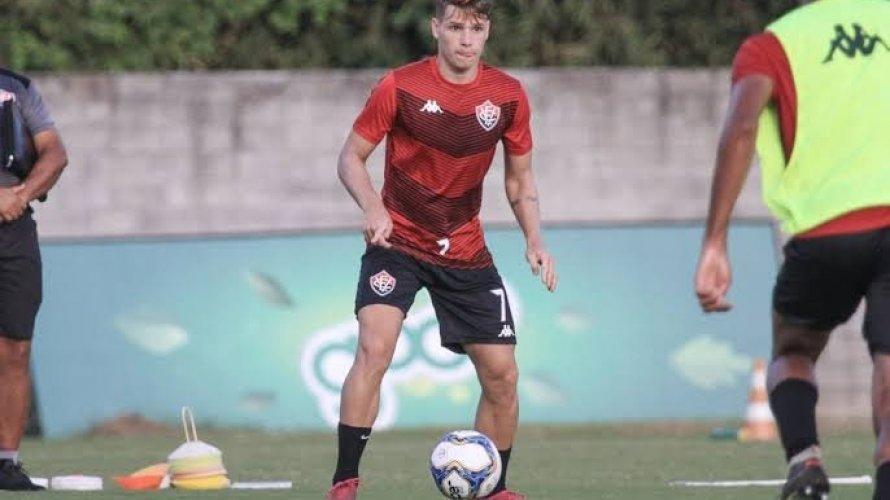 Com a presença de Vico, Vitória finaliza semana de treinos no Barradão