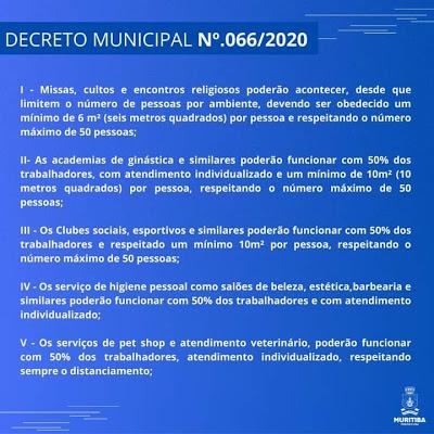 Muritiba: Prefeitura publica decreto com novas medidas de enfrentamento ao coronavírus