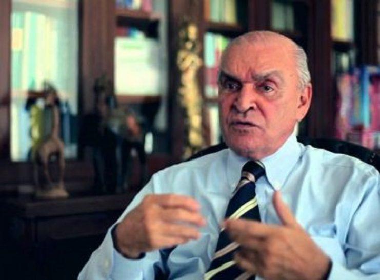 Médico baiano Elsimar Coutinho morre aos 90 anos após complicações por Covid-19