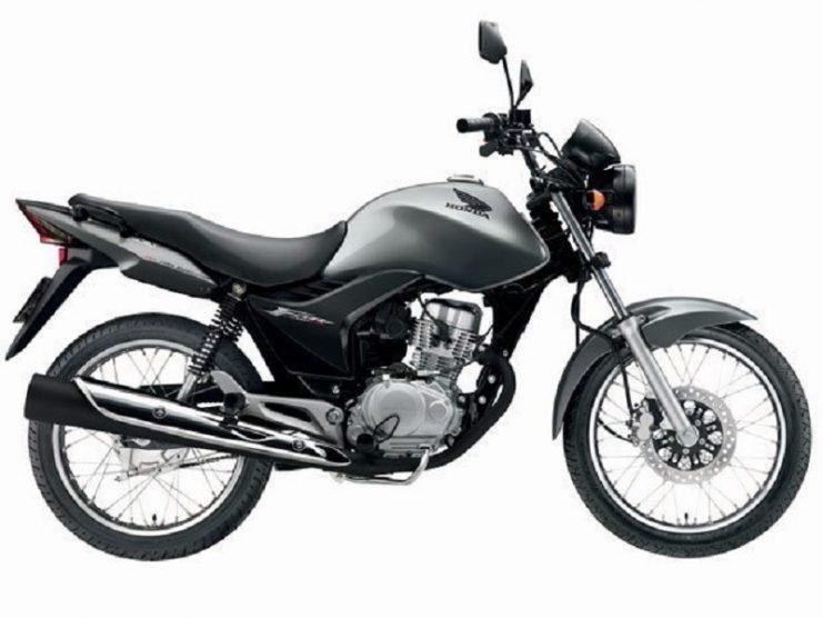 Motocicleta é furtada na cidade de Cachoeira