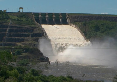 Moradores de Cachoeira, São Félix e Maragojipe foram surpreendidos com a abertura das comportas da Barragem de Pedra do Cavalo