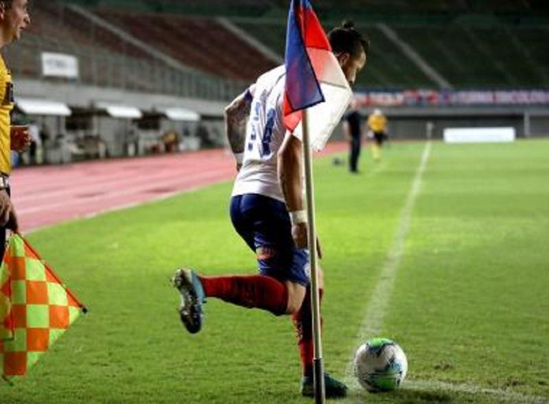 CBF altera data da partida entre Bahia x Sport