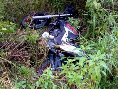 Colisão frontal entre motocicletas deixa duas pessoas mortas na BA-420, em Maragojipe