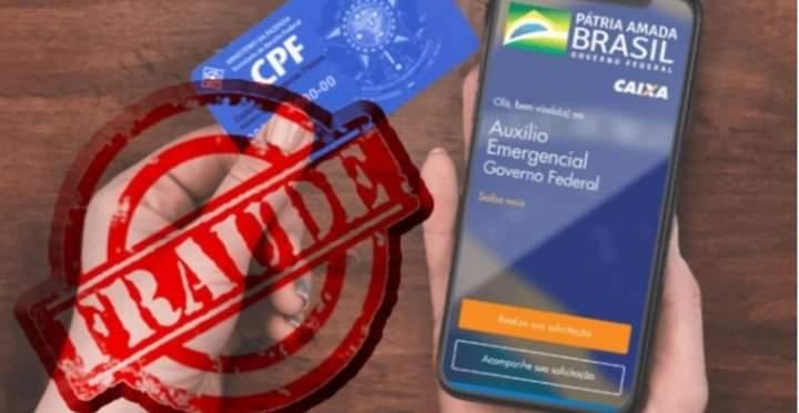 NOVO GOLPE DO AUXÍLIO EMERGENCIAL ESTÁ SENDO APLICADO POR E-MAIL