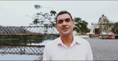 Cachoeira: Tato Pereira confirma pré-candidatura a reeleição