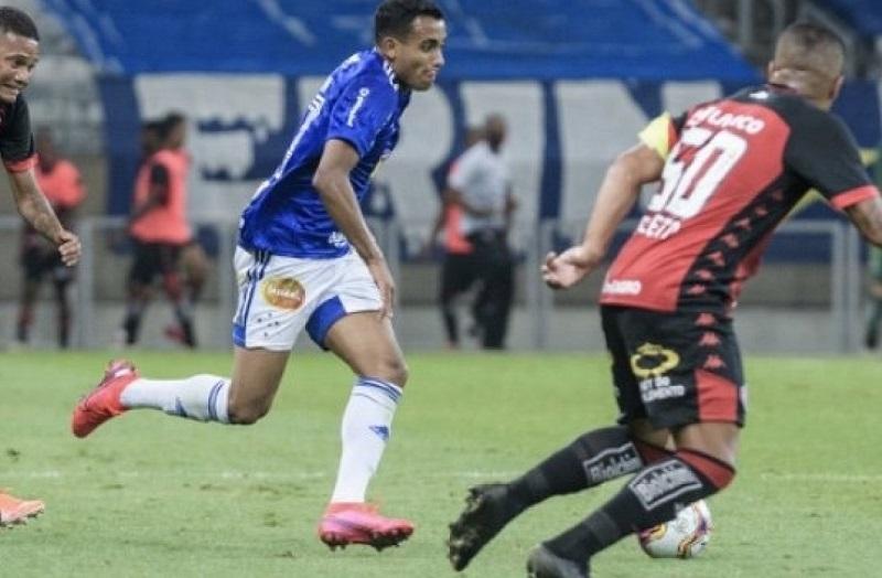 Vitória perde para o Cruzeiro em Minas Gerais pela Série B