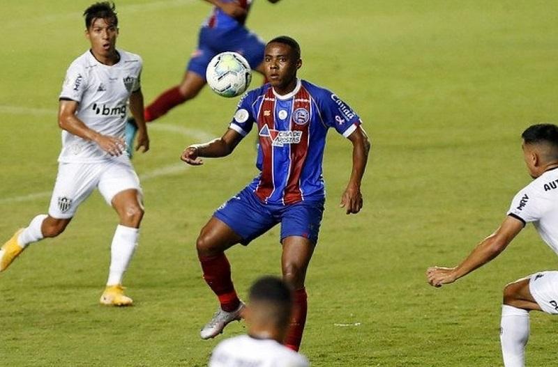 Bahia reage no segundo tempo e consegue virada sobre o Atlético-MG em Pituaçu