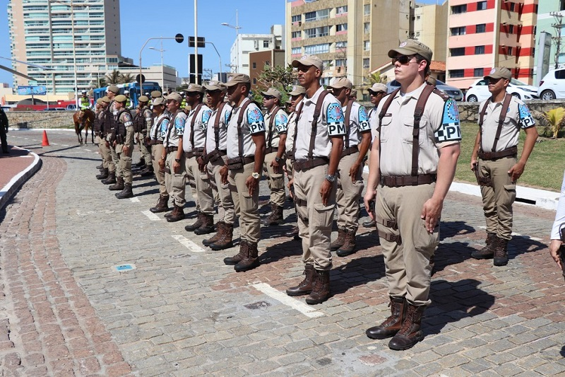 Governo da Bahia convoca quase 200 reservistas da Polícia Militar para atuarem em serviços não operacionais
