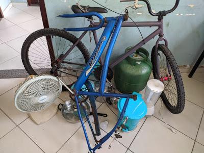 Muritiba: polícia civil recupera objetos furtados de empresa que está construindo uma creche