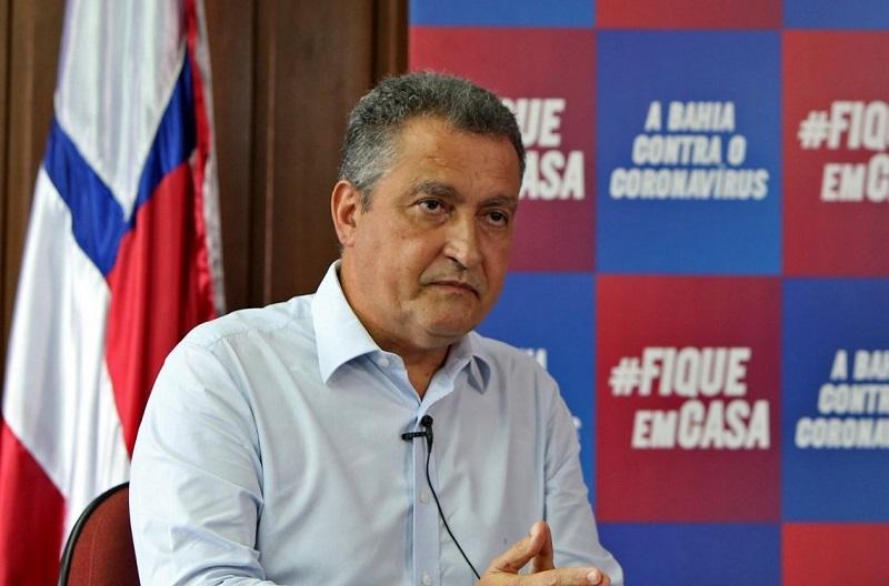 Aulas presenciais na Bahia vão retornar quando taxa de óbitos for menor que 20 por dia, diz Rui Costa