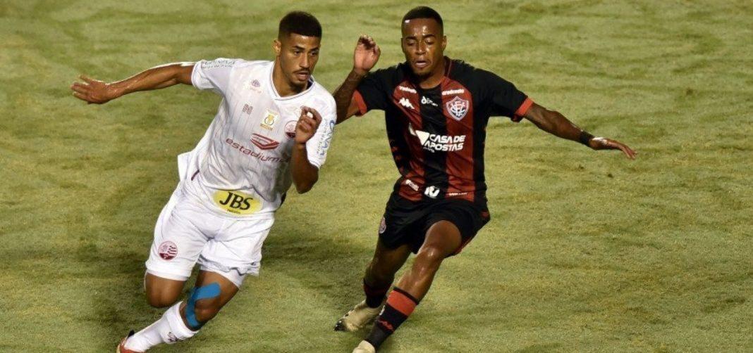 Contra o Náutico, Vitória amarga segundo empate consecutivo na Série B