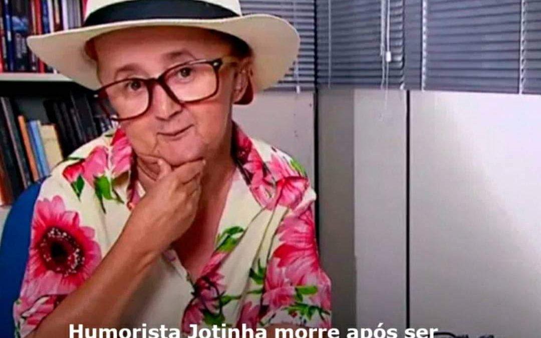 Humorista Jotinha falece aos 52 anos, afirma Sec. de Saúde da Bahia Fábio Vilas-Boas