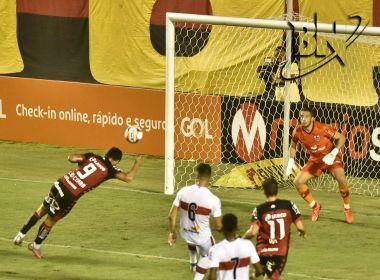 De virada, Vitória vence o CRB por 2 a 1 no Barradão