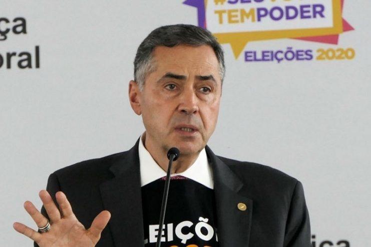 Presidente do TSE avalia positivamente as eleições municipais e ratifica segurança do sistema eleitoral
