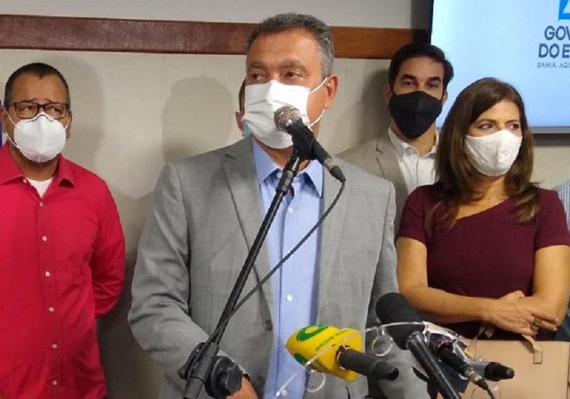 Rui Costa: Bahia não vai voltar a suspender atividades econômicas