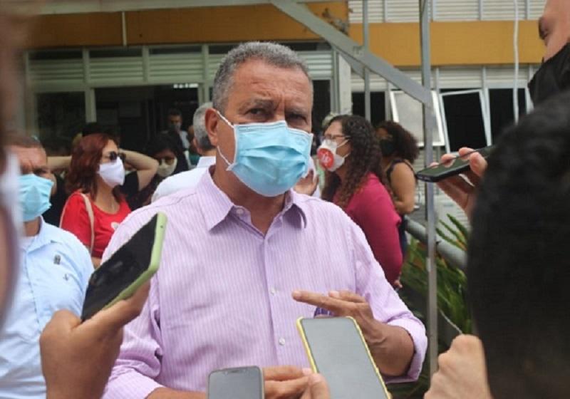 Rui Costa proíbe festa de Réveillon na Bahia: 'Só quando tiver a vacina'