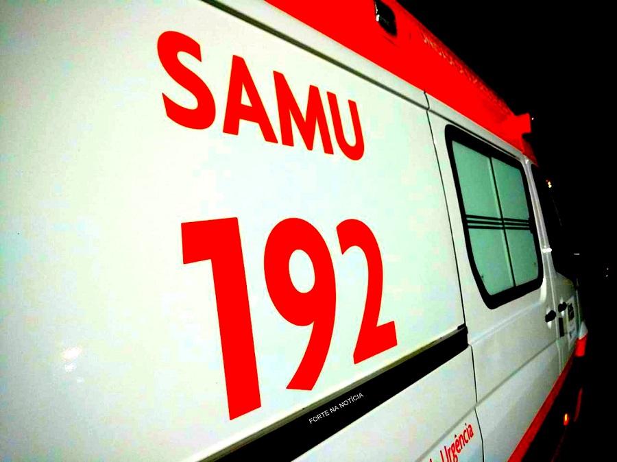 É grave o estado de saúde do jovem vítima de acidente com moto em Cruz das Almas