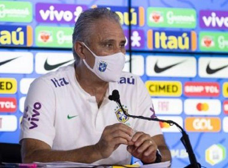 Tite entende críticas à seleção e prevê jogo duro contra o Urugua