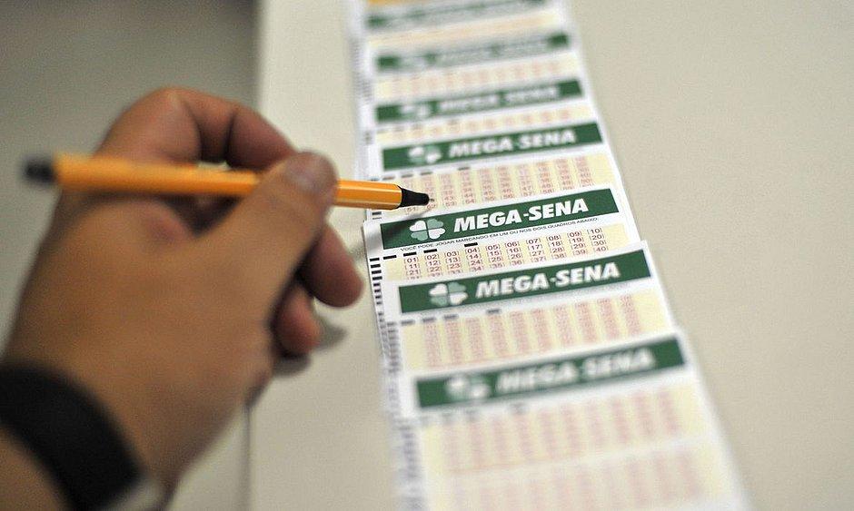 Mega-Sena: apostador leva sozinho prêmio de R$ 76 milhões