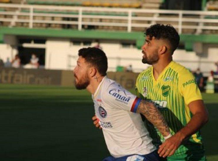 Bahia volta a perder para o Defensa y Justicia e dá adeus à Copa Sul-Americana