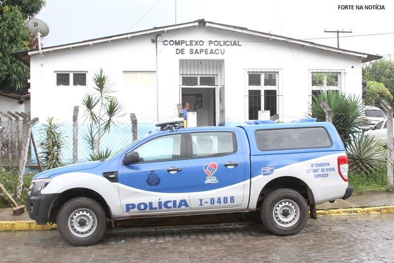 Sapeaçu: homem atira na ex-mulher e comete suicídio por não aceitar fim do relacionamento