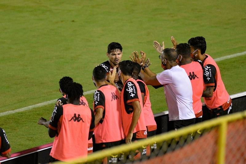 Vitória vence o Juventude por 1 a 0 no Barradão
