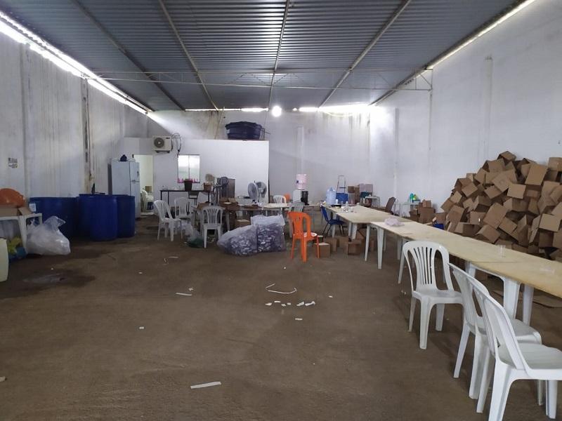 Empresário de Cruz das Almas acusado de fabricar álcool em gel falso é preso em Salvador