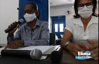 Cachoeira: Prefeita eleita, Eliana Gonzaga, apresenta secretariado do seu governo que inicia em 2021