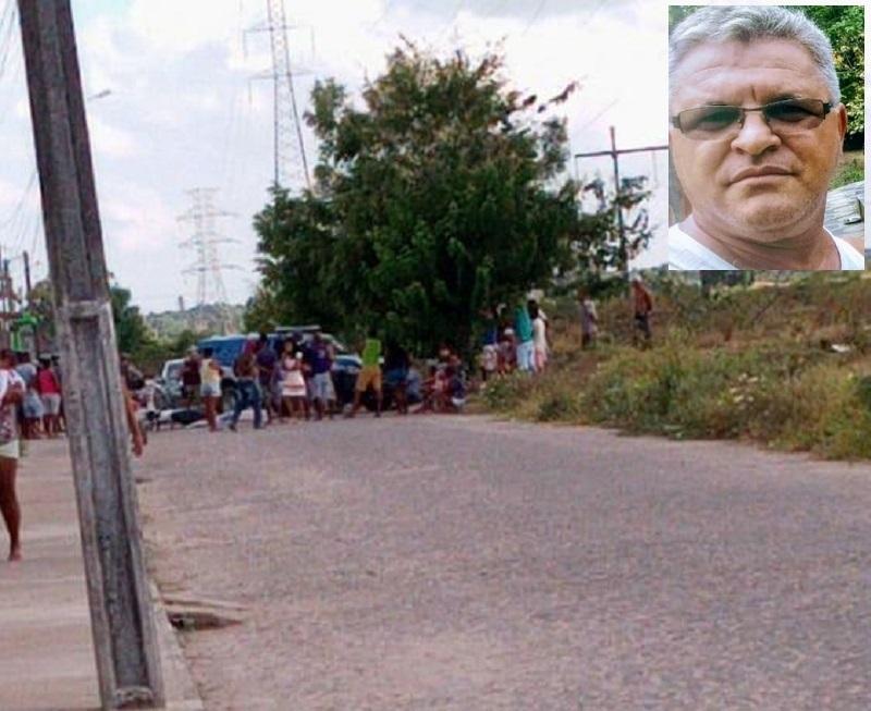 Policial Militar aposentado morre vítima de acidente com moto em Cruz das Almas