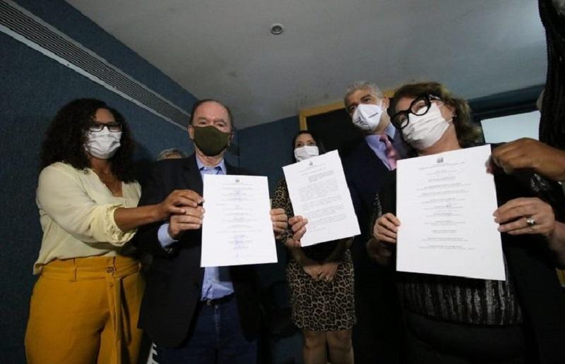 SSP assina protocolo de atuação contra feminicídios