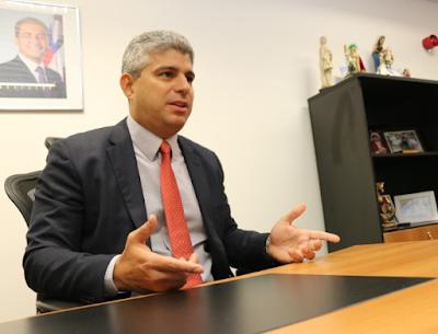 Secretário de Segurança Pública da Bahia é alvo de fase da Operação Faroeste