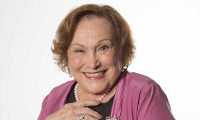Morre a atriz Nicette Bruno, vítima da Covid-19