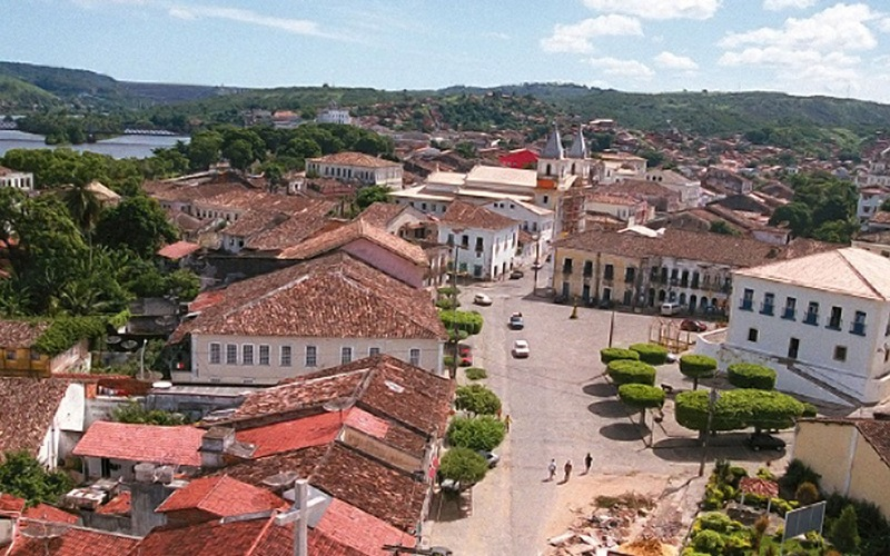 Evento online celebra 50 anos de tombamento do conjunto arquitetônico e paisagístico da cidade de Cachoeira; confira