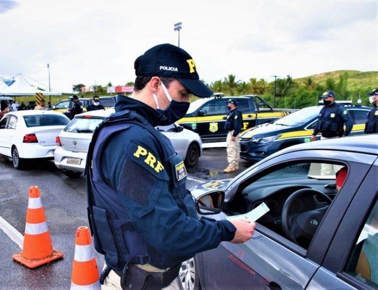 PRF registra aumento de 300% no nº de mortes nas rodovias baianas durante operação de Ano Novo