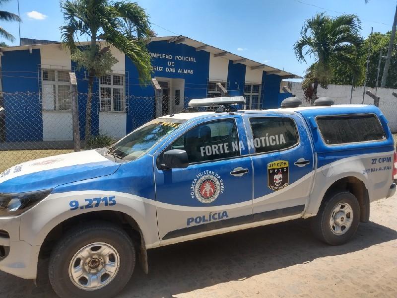 Suspeito de envolvimento na morte de ex-presidiário é preso em Cruz das Almas