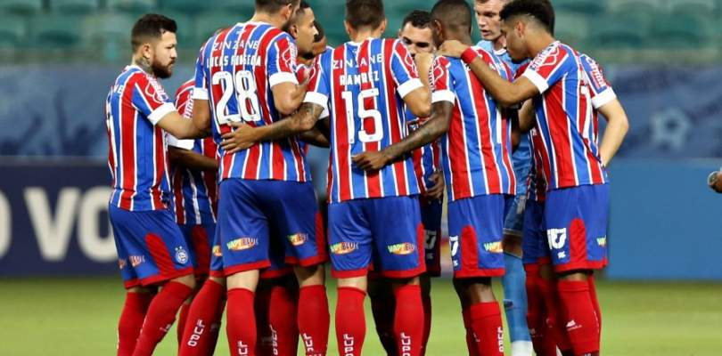 Em jogo decisivo, Bahia empata com o Vasco em São Januário