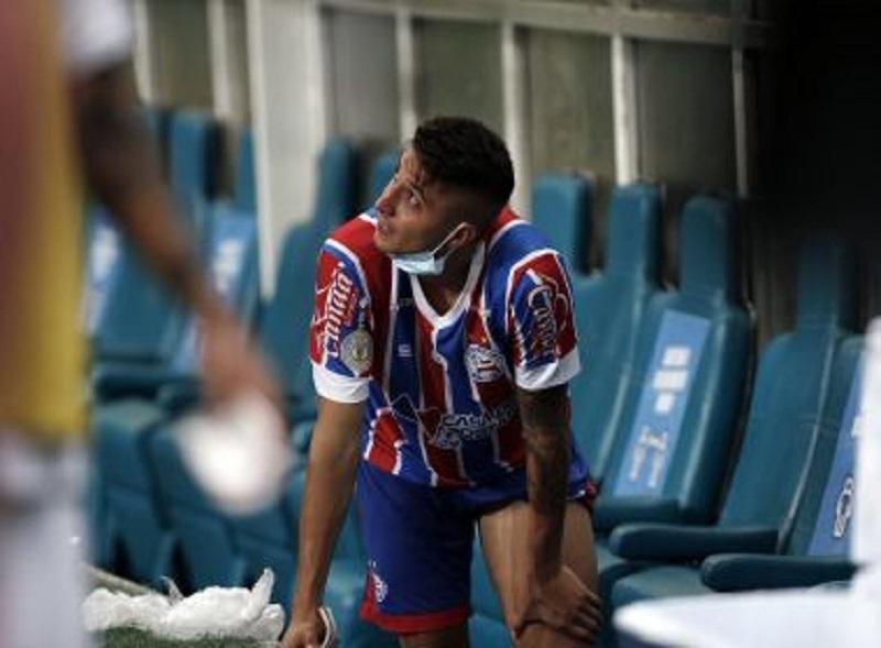 Índio Ramírez rompe ligamento do joelho e está fora da reta final do Brasileirão