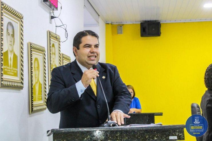 Prefeito de Governador Mangabeira, Marcelo Pedreira (PP), anuncia que não disputará comando da UPB